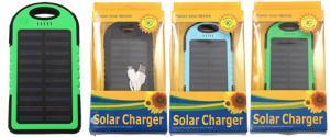 Solární nabíječka Power 5000 mAh