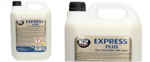 K2 EXPRESS PLUS 5 l - šampon s voskem