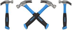 Velké tesařské kladivo s ergonomickou rukojetí