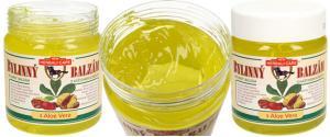 Bylinný balzám Herbal care s aloe vera