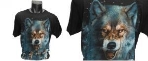 Tričko vlkodlak