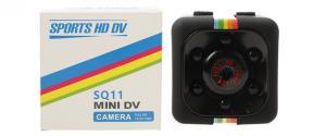 Mini sportovní kamera SQ11 Full HD
