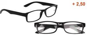Dioptrické brýle +2,50