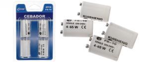 Startér fluorescenčních zářivek 4-65 W 4ks