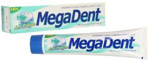 Zubní pasta Anti Plaque 125ml
