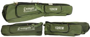 Rybářská taška na pruty a vybavení 120 cm
