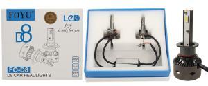 LED autožárovka FOYUD8 H1 CANBUS 10-30V 36W