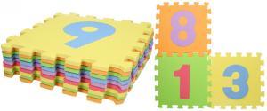Pěnové puzzle čísla 30x30 cm