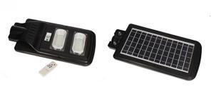 LED solární venkovní světlo 60W na dálkové ovládání.
