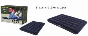 Kempingová nafukovací matrace Bestway Vinyl. 1.91m x 1.37m x 22cm