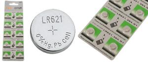 Knoflíková baterie LR621 364 G1 1,55V