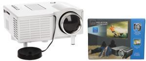 Mini LED Lcd projektor cUC28