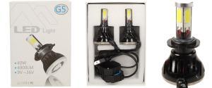 LED autožárovky G5 H7 9-36V 40W