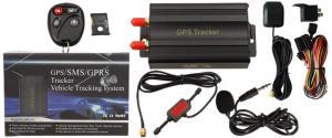 GPS/ SMS/ GPRS sada pro sledování vozidla