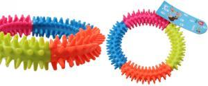 Gumový kruh pro psa 12 cm