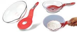 Digitální kuchyňská váha TGK-033