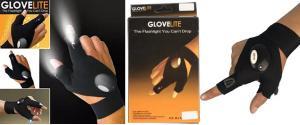 Rukavice s LED světlem GloveLite