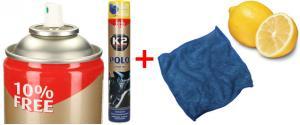K2 POLO COCKPIT 750 ml - ochrana vnitřních plastů LEMON