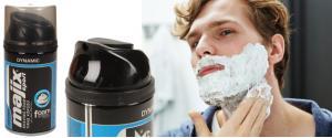 Pěna na holení Dinamic modrá