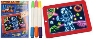 Kreslící LED tabulka Magic Sketchpad