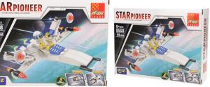 Stavebnice Peizhi Star Pioneer 0558
