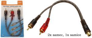 Signálový kabel do auta FO-301