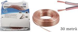 Kabel na propojení reprosoustav YX-1191 30m