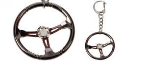 Klíčenka- součástka auta volant