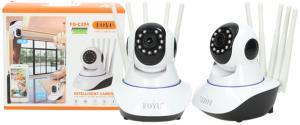Bezdrátová WIFI bezpečnostní kamera FO-C204
