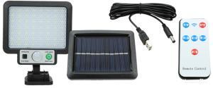 LED solární venkovní světlo JX-F56