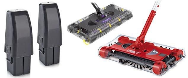 Náhradní baterie k el. zametači