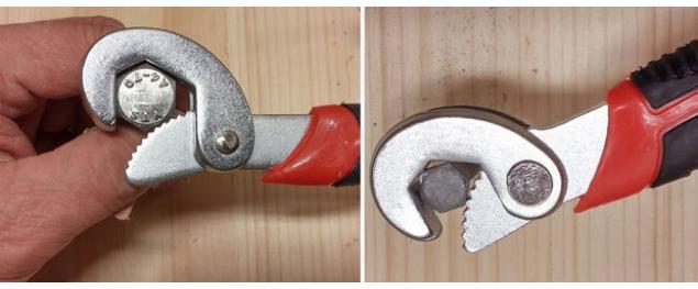 Univerzální klíče 2ks