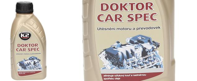 K2 DOKTOR CAR SPEC 400 ml - aditivum do oleje