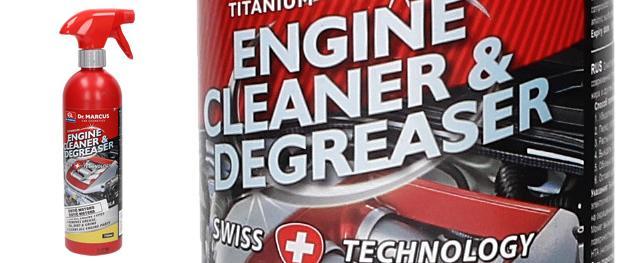 DR. MARCUS ENGINE CLEANER 750 ml - čistič motoru