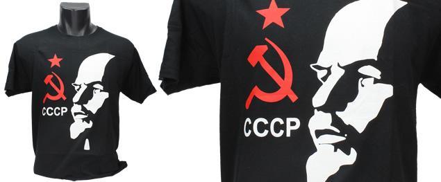 Tričko Lenin CCCP