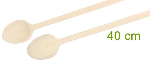 Vařečka dřevěná 40 cm
