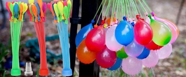 Magic balloons - balónková bitva 3 pack