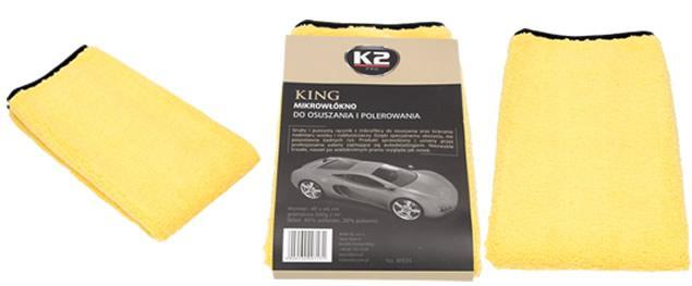 K2 KING 40x60 cm - utěrka z mikrovlákna