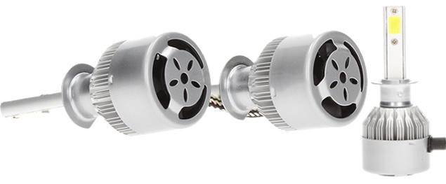 H1 žárovka LED C6 6000K sada 2 kusy