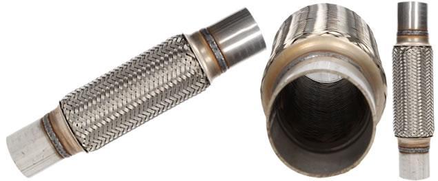 Vlnovec výfuku - pružný díl výfuku (51x200x300)