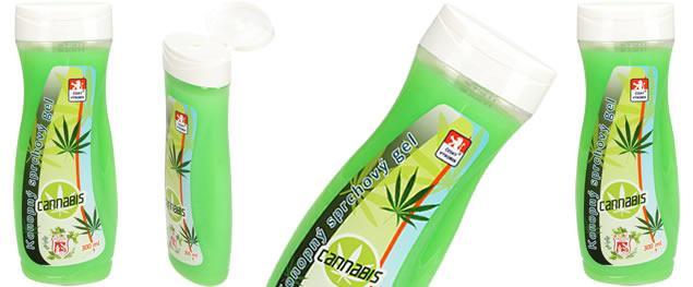 Konopný sprchový gel 300 ml