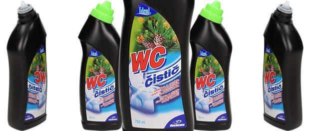 Dochema WC čistič vůně lesa 750 ml