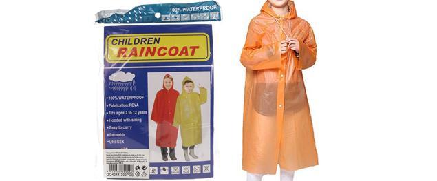 Dětská pláštěnka