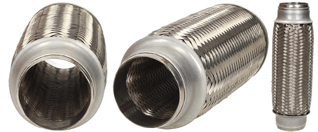 Vlnovec výfuku - pružný díl výfuku (45x145x200)