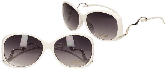 Sluneční brýle Bílé WJ330