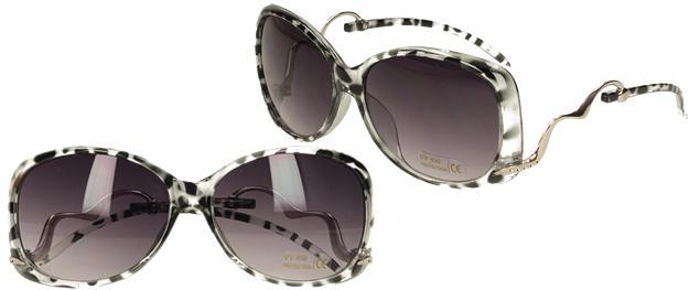 Sluneční brýle Průhledné Žíhané WJ330