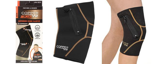 Copper Fit Plus neoprenová kolenní bandáž