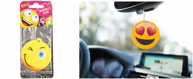 Vůně do auta Emo! Bubble gum.
