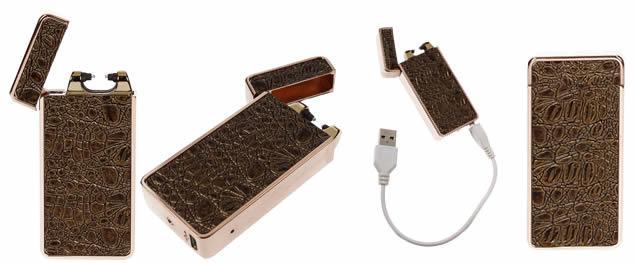 Plazmový USB zapalovač classic