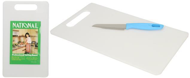 Plastové krájecí prkénko 44 x 28 cm